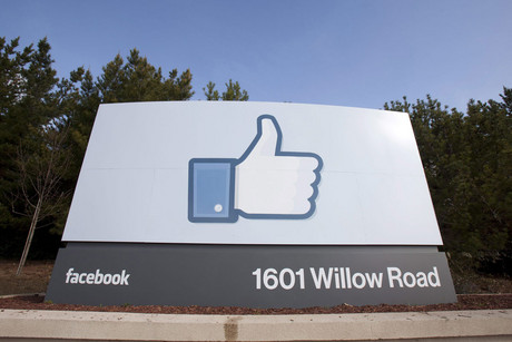 Facebook's California headquarters (AAP file)