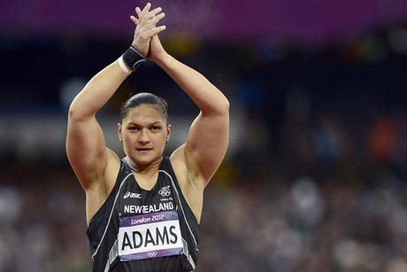 Valerie Adams (Reuters file)