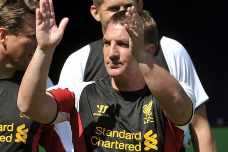 Brendan Rodgers (Reuters file)