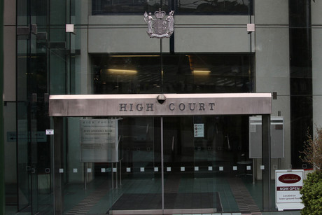 Barrie Skinner and David Rowley were found guilty in the High Court (file)