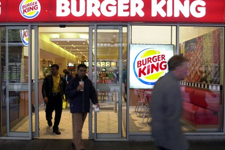 Unite Union has accused Burger King of denying workers their rights by keeping them on minimum wages and exploiting migrant workers (file pic)
