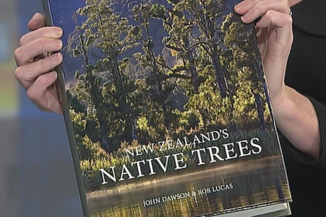 A book on native trees took top spot at the NZ Post awards