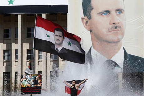 Bashar Assad hasn't appeared in public since mid July (Reuters)