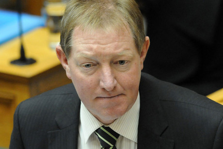 National MP Nick Smith (file)