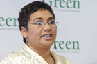 Green Party co-leader Metiria Turei (NZPA)