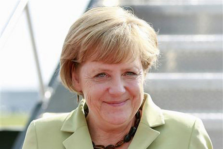 Germany's Chancellor Angela Merkel (Reuters)