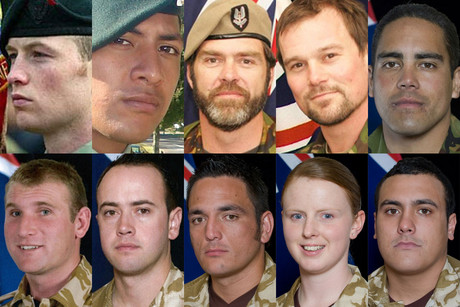Ten Kiwi soldiers have died in Afghanistan in the last two years