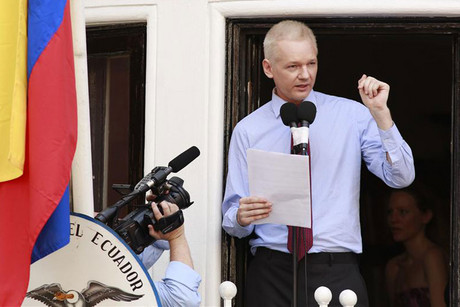 WikiLeaks founder Julian Assange (Reuters)