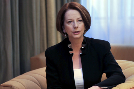 Australian Prime Minister Julia Gillard (NZN/file)