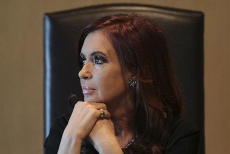 Argentina's President Cristina Fernandez wants to extend voting rights (Reuters file)