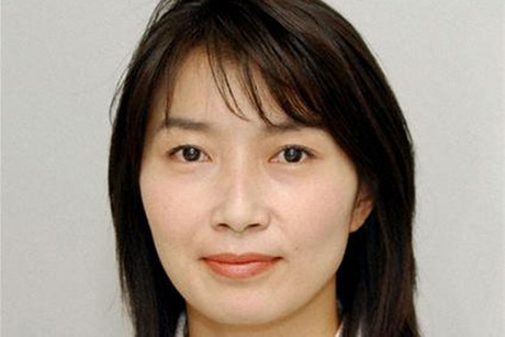 Japanese journalist Mika Yamamoto (Reuters)