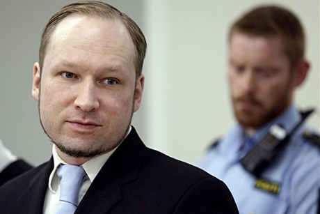 Anders Breivik (Reuters file)