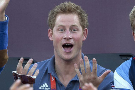 Prince Harry (Reuters file)