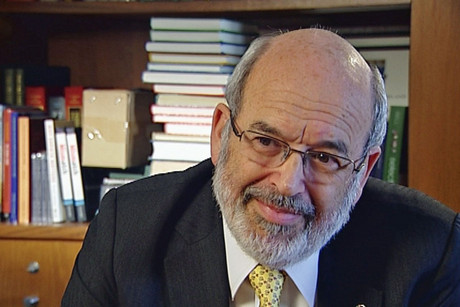 The Prime Minister's Chief Science Advisor, Sir Peter Gluckman