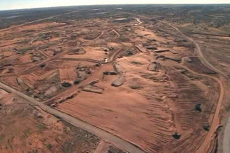 The Olympic Dam mine, in the Outback, is rich in uranium, copper and gold