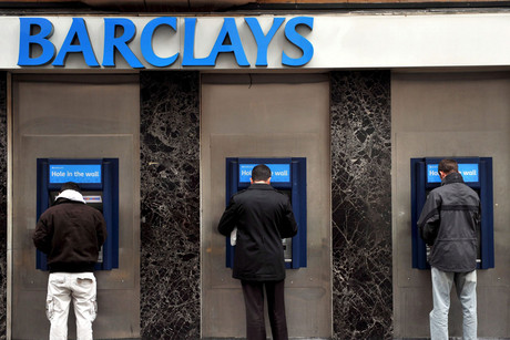 Last month Barclays was fined $290 million pounds by British and American regulators (AAP)