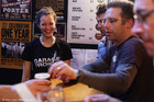 The Garage Project was one of the many craft breweries making a good impression