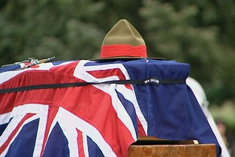 The soldiers killed on Sunday were part of the 140-strong New Zealand Provincial Reconstruction Team (PRT) in Bamyan province (file pic)