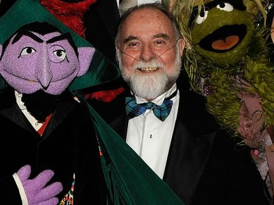Jerry Nelson joined Sesame Street in 1970 (file)