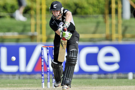 The New Zealand batting lineup faltered badly (photosport, file)