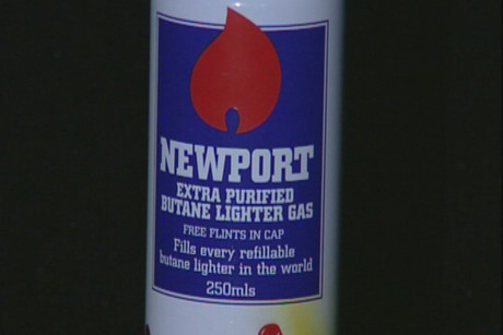 Butane is too easy to get hold of, say police
