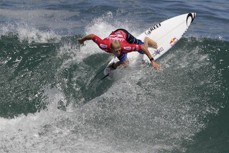 Mick Fanning (Reuters)