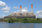 The Huntly Power Station