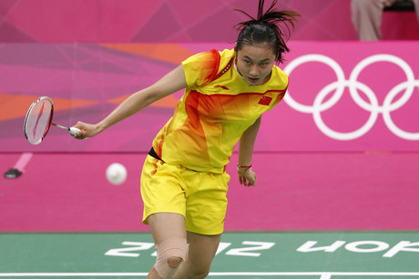 China's Wang Yihan (Reuters/Bazuki Muhammad)