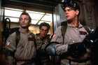Dan Aykroyd and Bill Murray in Ghostbusters