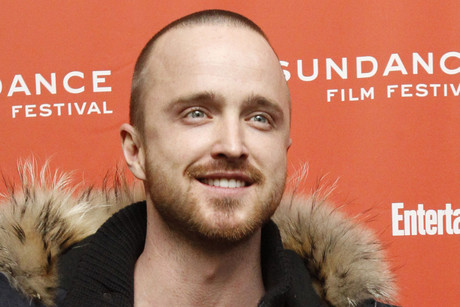 Breaking Bad star Aaron Paul (Reuters)