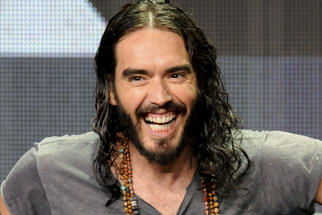 Russell Brand in July 2012 (Reuters)
