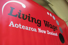 Labour and the Green Party are supporting the Living Wage campaign