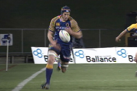 Bay of Plenty beat Otago 31-19