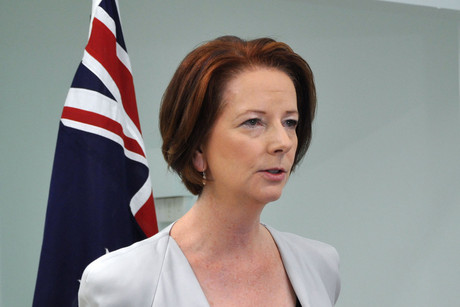 Australian Prime Minister Julia Gillard was very upset by the news (AAP)
