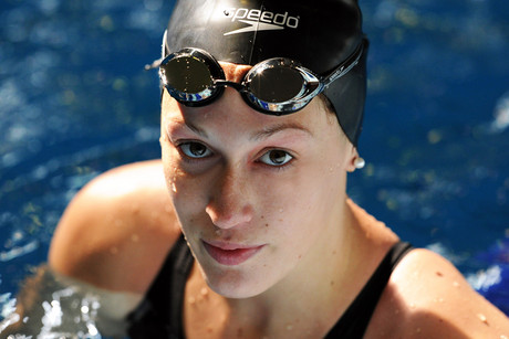 Golden girl Sophie Pascoe (Photosport file)