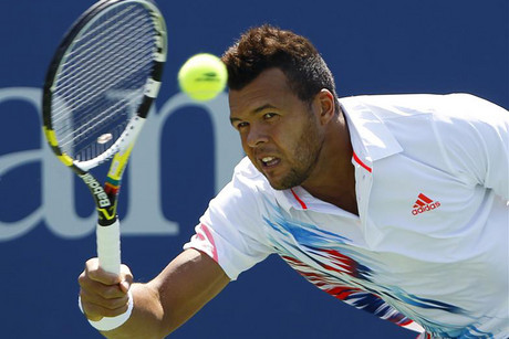 Jo-Wilfried Tsonga didn't have the answers, beaten in four sets at the US Open (Reuters)
