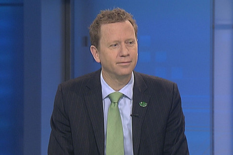 Green Party co-leader Russel Norman on Firstline this morning
