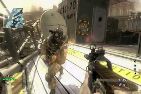 Call of Duty: Modern Warfare 3 Final Assault screenshot