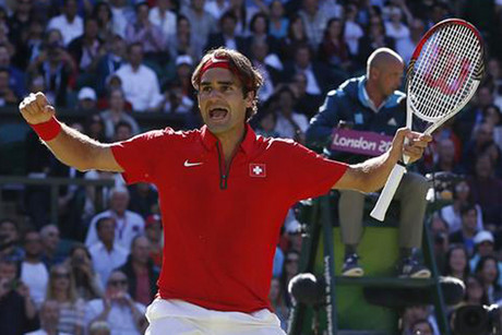 Roger Federer continues to gold medal charge (Reuters)