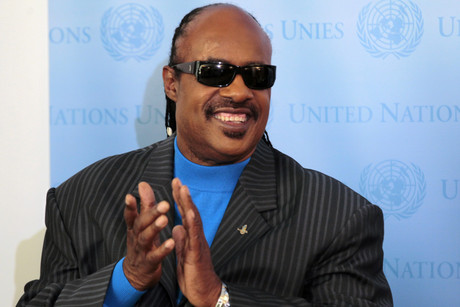 Stevie Wonder (pictured) is ending his 11-year marriage to fashion designer Kai Millard Morris (Reuters)