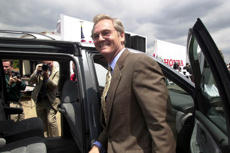 Ex-Alabama Gov. Don Siegelman is heading back to prison after being sentenced yesterday (Reuters)