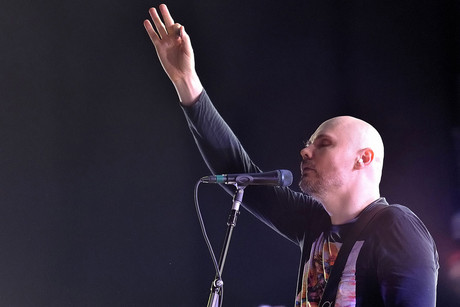 Smashing Pumpkins stark Billy Corgan (WENN.com)