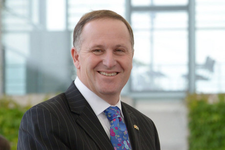 Prime Minister John Key (NZN)