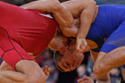 Hamid Soryan won the gold (Reuters)