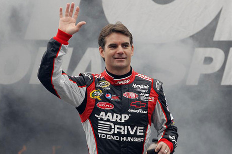 Jeff Gordon (Reuters file)