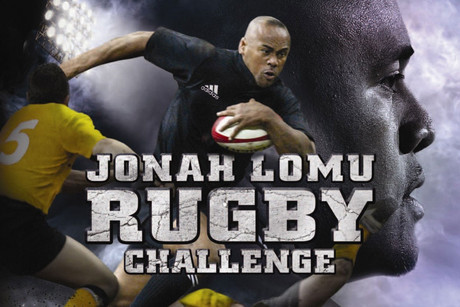 Jonah Lomu Rugby Challenge was released June 27, 2012