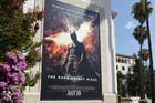 Poster for The Dark Knight Rises (Reuters)