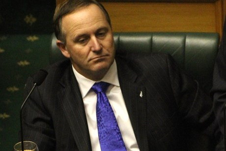 John Key (Photo: Jared Mason)