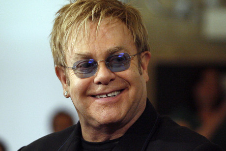 Elton John (Reuters)