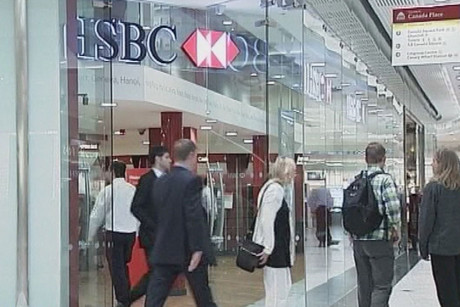 HSBC is one of a few banks under investigation